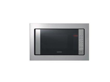 -1-   Samsung FG77SST/XEG Einbau-Mikrowelle / 20 L  / 850 W  / Edelstahl / Grill / Dampfreinigung | Mikrowellen Online Bestellen | Scoop.it