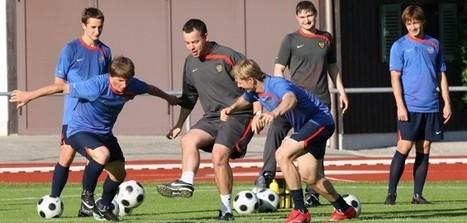 Raymond Verheijen - Coaching Fitness in Youth Soccer | Fotbollsövningar | Scoop.it