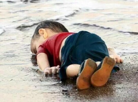 "Aylan Kurdi is What a Real ""Anchor Baby"" Looks Like 