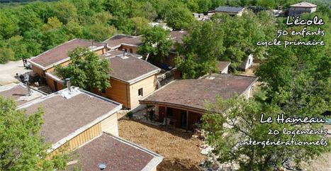 Le hameau des buis / La Ferme des Enfants - Accueil - Eco Hameau - Ecovillage - Ecole Montessori - | Eco-tourisme | Scoop.it