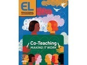 What Qualities Do Co-Teachers Need to Be Successful? - ASCD Express   Cool School Ideas   Scoop.it