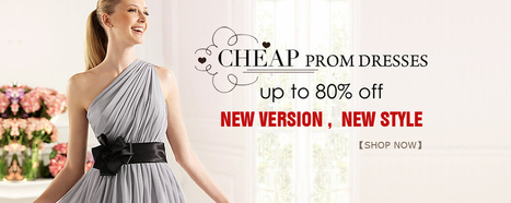 Prom Dresses 2014 New Arrival, Special Occasion Dresses At Cheap Wholesale Prices! | Shesprom.com | weddingdress | Scoop.it