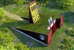 Green box di Luis de Garrido: la casa-giardino bioclimatica ed ... - Meteo Web   greenworld   Scoop.it