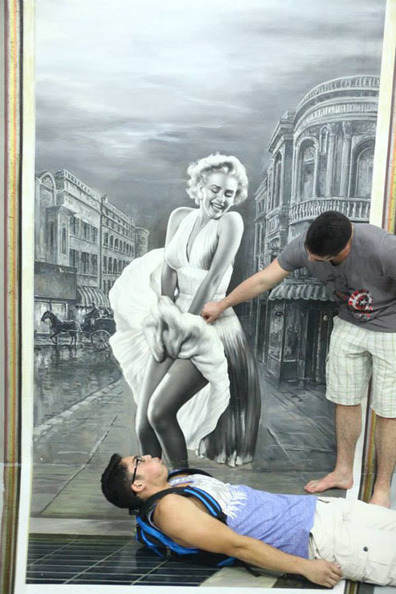 This Museum is Designed for Fun 3D Illusion Photos Featuring Visitors | xposing world of Photography & Design | Scoop.it