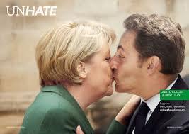 """Campagne  Benetton """"UNHATE""""   Campagnes polémiques   Scoop.it"""
