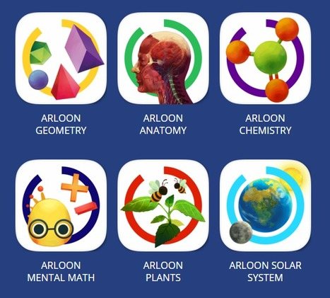 Arloon | Apps for the Classroom | Augmented Reality & VR Tools and News | Scoop.it