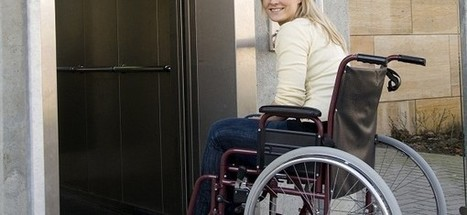 Wheelchair Lifts - A helping hand | Prestige Lifting Services | Scoop.it