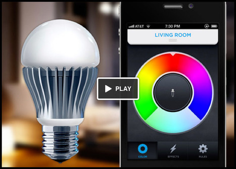 LIFX: A WiFi-Enabled LED Bulb that May Revolutionize Photographic Lighting | Innovation Showcases | Scoop.it