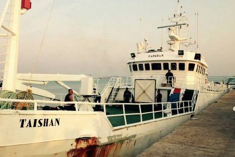 #Phuket officials #charge captain of #illegal #Antarctic #toothfish #vessel ~ via @CaptPaulWatson | Rescue our Ocean's & it's species from Man's Pollution! | Scoop.it