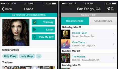 Forget Clothing Labels, Musicians All Want to Move Into Apps - Disciple Media | Digital Music | Scoop.it