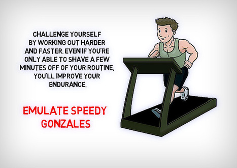 Emulate Speedy Gonzales | Quotes Abouth Health | Scoop.it