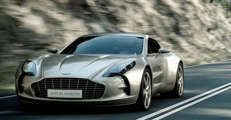 Stunning £1 million Aston Martin that James Bond wishes he had | Cars all over the world | Scoop.it