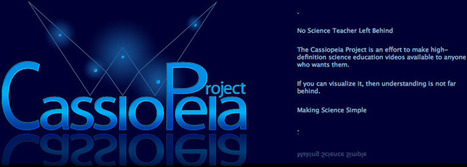 Welcome to the Cassiopeia Project | Secondary Science Resources | Scoop.it