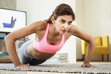 Exercise DVDs can be 'psychologically harmful' | Kickin' Kickers | Scoop.it