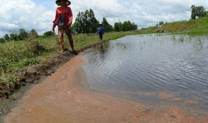 Salt water increasingly attacks Vietnam's Mekong Delta | Sustain Our Earth | Scoop.it