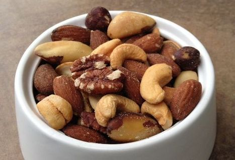 Will Eating Nuts Make Me Gain Weight? | Nutrition Today | Scoop.it