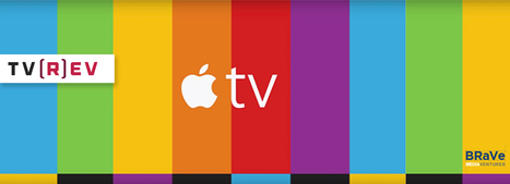 From Apple TV to Apple TV Guide - TV[R]EV | screen seriality | Scoop.it
