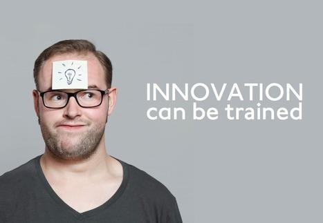 A Inovação Pode Ser Treinada | Observatorio do Conhecimento | Scoop.it