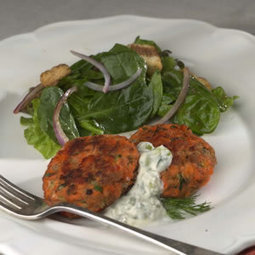 Easy Salmon Cakes | What Foods Promote Weight Loss | Scoop.it