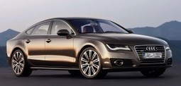 Audi prépare une A7 propulsée par piles à combustible à l ... | Open source car | Scoop.it