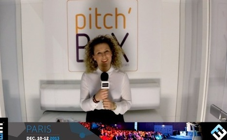 [LeWeb'13 - Pitch'Box] Afrimarket, solution innovante de transfert d'argent   Responsabilité sociale des entreprises (RSE)   Scoop.it