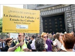 Miles de afectados de Fórum y Afinsa piden un fondo que compense sus pérdidas | Afinsa | Scoop.it
