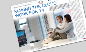 Making the cloud work for TV | VideoNet | screen seriality | Scoop.it
