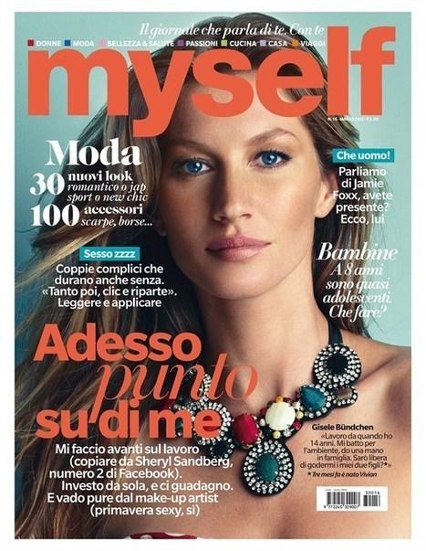 MySelf racconta di donne. Nel numero di marzo anche di me. | Io scrivo, leggo, bloggo, racconto, recensisco | Scoop.it
