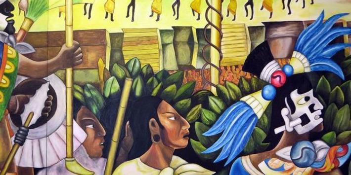 Mexique : L'art moderne mexicain se découvre à Paris à travers 203 chefs d'œuvre, une opportunité à saisir ! | Actu Latino | Kiosque du monde : Amériques | Scoop.it