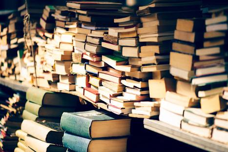 Le marché du livre d'occasion favorisé par Internet | Actu et stratégie e-commerce | Scoop.it