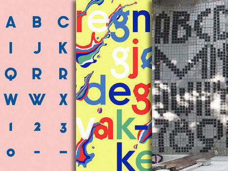 This Designer Wants To Give Every City Its Own Free Typeface | El Mundo del Diseño Gráfico | Scoop.it