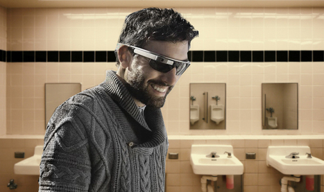 Don't Be a Google Glasshole: 12 Etiquette Tips | Anything Mobile | Scoop.it