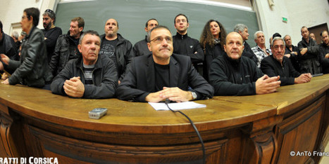 #Corse «Jean-Pascal Cesari, interpellé, déporté et incarcéré, Corsica Libera dénonce une provocation» | #AMNISTIA #Infos #Corsica #Corse | Scoop.it