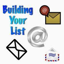 Why You Should Start Your List Building Strategy Early | Blogging101 | Scoop.it