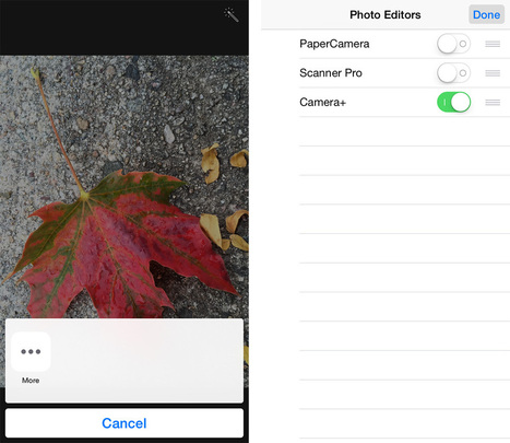How to Use iOS 8's Photos Extensions - The Mac Observer | mrpbps iDevices | Scoop.it