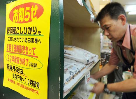 [Eng] Les consommateurs stockent le vieux riz de par crainte des retombées | The Japan Times Online | Japon : séisme, tsunami & conséquences | Scoop.it