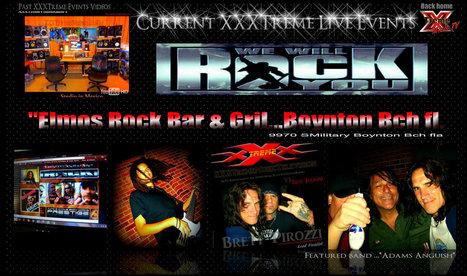 **XXXTremeMusicTv...Live Events Page.. @ Elmo's Rock Bar & Gril S.fla | XXXTremeMusicTelevision Magazine | Scoop.it