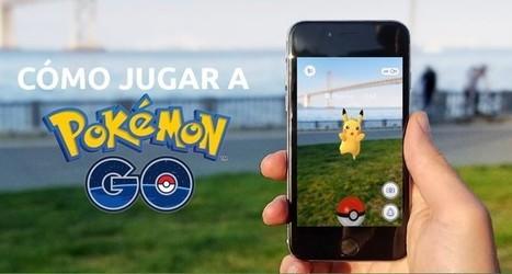 Guía completa para jugar a Pokémon Go: Descargar, Iniciar, Trucos y Datos curiosos | El rincón de mferna | Scoop.it