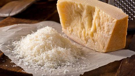 Du «parmesan» qui contient plusieurs fromages et même du bois | The Voice of Cheese | Scoop.it