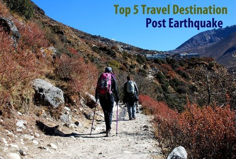 Top 5 Travel Destination In Nepal - Post Earthquake | Into Thin Air | Scoop.it