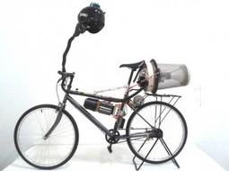 Insolite : Un vélo qui purifie l'air de Pékin | LièvreOuTortue.com | Sport35 | Scoop.it