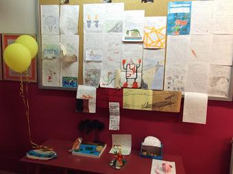 Escola Orlandai: Nous treballs de biblioteca | Agenda i novetats. CRP Sarrià-Sant Gervasi | Scoop.it