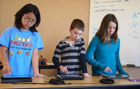 Niños programadores: para qué sirve la enseñanza de programación en las escuelas | Experiencias en Educación y Tecnología | Scoop.it