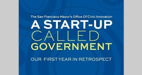 "Pour innover plus vite, la Ville de San Francisco se met en ""mode startup"" 