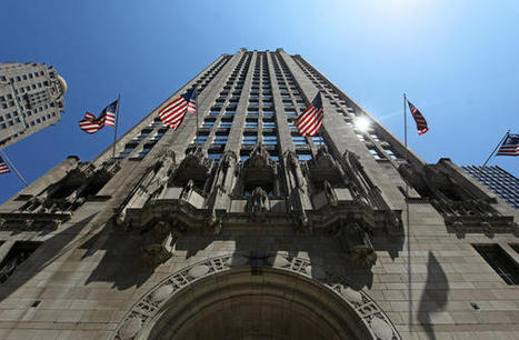 Tribune Publishing targets Aug. 4 for spinoff | Marcwhitemediapro | Scoop.it