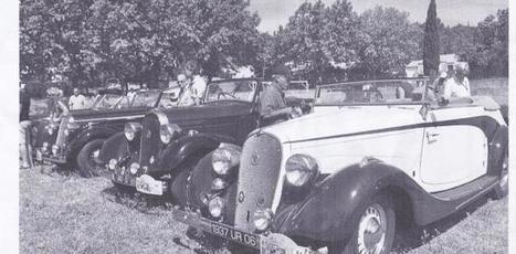 AÍNSA: exposición de coches clásicos | Gente con ganas de vivir | Christian Portello | Scoop.it