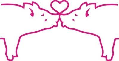 pink piggy_love - Valentine's Day Ideas - Holidays & Occasions Ideas - Design Ideas |HICustom | Hicustomworld | Scoop.it