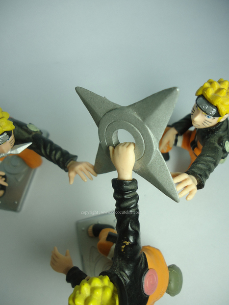 Naruto Action Figures : Kage Bunshin no Jutsu Set | Reinvented Pinoy Recipes | Scoop.it