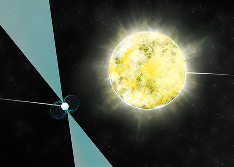 Remarkable white dwarf star possibly coldest, dimmest ever detected | AOD - art opinion democracy | Scoop.it