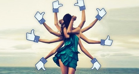 Here's a *FREE* New Way to Get More Likes on Facebook Posts | Facebook Marketing | Scoop.it